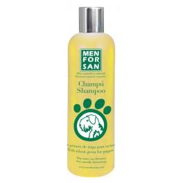 šampon z pšeničných klíčků pro štěňata
