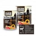 Farm Fresh kozí maso+mrkev 400g