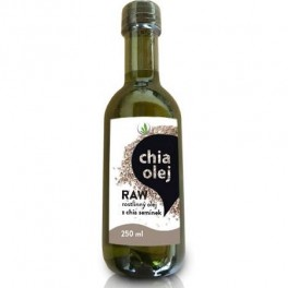 CHIA olej RAW 250ml
