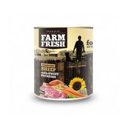 Farm Fresh - ovčí maso, brambory