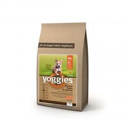 YOGGIES Active kachna+zvěřina 1,2kg