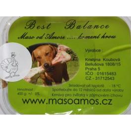Best Balance 400g štěně - krůta
